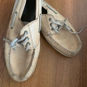 Sperry Top Sider Camel Women's Boat Shoes